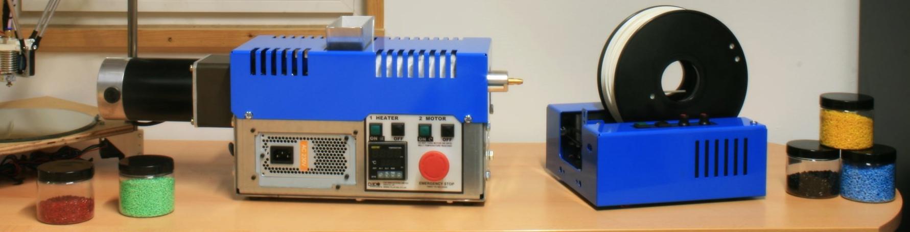 filament extruder, 3d printing extruder