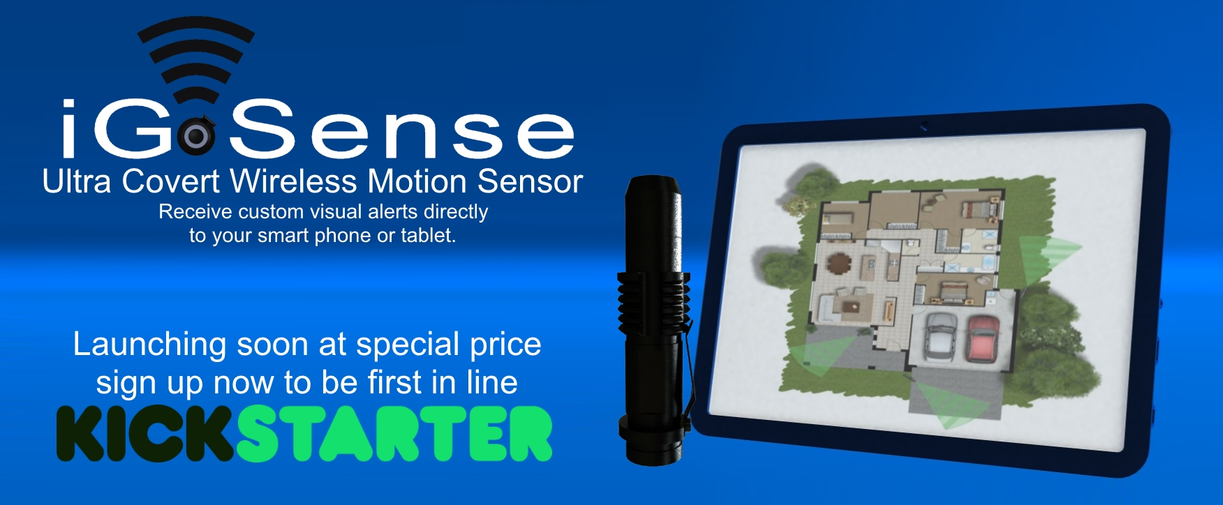 motion sensor, wifi sensor, home alarm