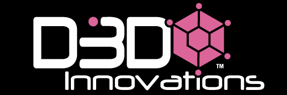 D3D-Logo-Colour-on-Black cropped